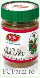 Pulbere din fructe de armurariu - Fares
