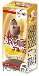 Appetite junior sirop cu miere - FarmaClass
