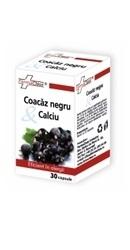 Coacaz Negru si Calciu - FarmaClass