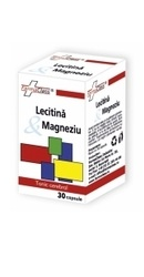Lecitina si Magneziu - FarmaClass