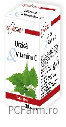 Urzica si Vitamina C - FarmaClass