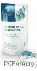 Sare de baie cu rol de incalzire (Rozmarin, Camfor, Eucalipt) - Fette Pharma