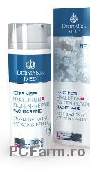 Crema faciala de noapte cu Acid hialuronic - Fette Pharma