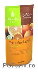 Sare de baie cu ulei de Mandarine - Fette Pharma