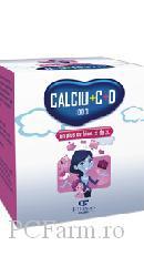 Calciu, Vitamina C si  D pentru adulti- Fiterman