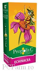 Propolis C Echinacea, coprimate pentru supt - Fiterma