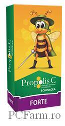 Propolis C Echinacea Forte, comprimate de supt - Fiterman