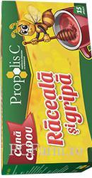 Propolis C Raceala si Gripa, plicuri - Fiterman