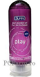 DUREX GEL DE MASAJ 2 IN 1