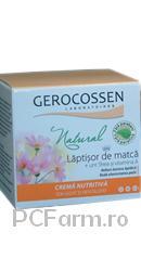 Crema nutritiva cu Laptisor de Matca - Gerocossen Natural