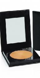 Pudra minerala organica compacta SPF15  Caramel Light - Green People