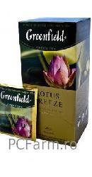 Ceai verde chinezesc Lotus Breeze - Greenfield