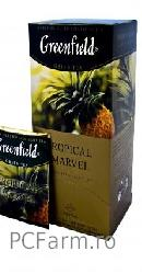 Ceai verde chinezesc Tropical Marvel - Greenfield