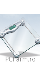 Cantar digital performant SHL 9015B - Healthy Line