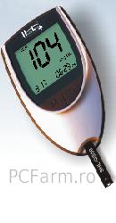 Glucometru SHL G800 - Healthy Line