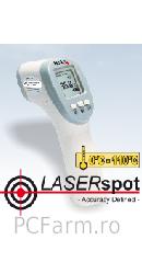Termometru multifunctional cu IR SHL-IR100 - Healthy Line