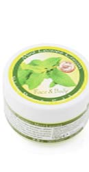 Crema de Fata si Corp Mint Leaves - Herbagen