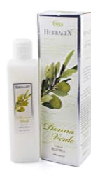 Lapte de corp parfumat cu ulei de masline - Donna Verde - Herbagen