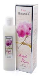 Lapte de corp parfumat cu ulei de masline - Petali & Fiori - Herbagen