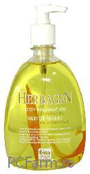 Ulei masaj cu  portocale - Herbagen