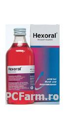 Hexoral solutie bucala