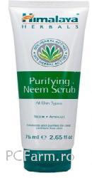 Exfoliant purificator cu Neem - Himalaya