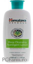 Lotiune astringenta pentru ten acneic - Himalaya