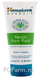 Masca cu extract de Neem - Himalaya
