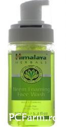 Spuma de curatare cu extract de Neem - Himalaya