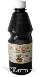 Otet natural din fructe cu plante aromatice - Hofigal