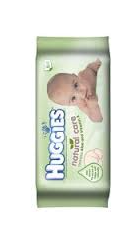 Servetele umede copii HUGGIES ALOE