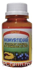Momyrtidiab capsule - Hypericum