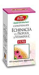 Echinacea cu propolis si vitamina C – Fares