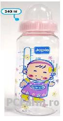 Biberon rotund 240 ml - Japlo