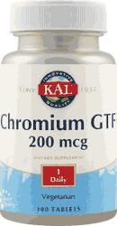 Chromium GTF - KAL