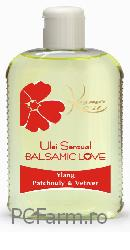 Ulei Balsamic Senzual Love - Kosmo Oil