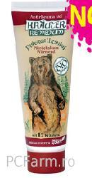 Gel Puterea Ursului cu plante  - tub 200 ml  Krauter