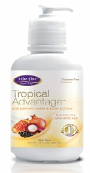 Tropical Advantage Hand and Body Lotion - Life-Flo