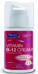 Vitamin B12 Cream - Life-Flo