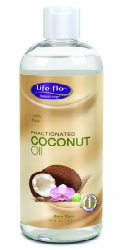 Coconut Fractionated Oil - Life-Flo