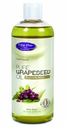 Grapeseed Pure Oil - Life-Flo