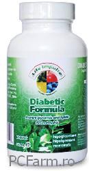 Diabetic Formula - Life Impulse