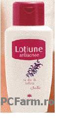 Lotiune antiacnee cu ulei de salvia