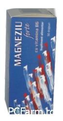 Magneziu forte cu Vitamina B6
