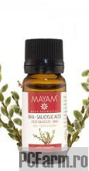 Acid salicilic natural, BHA - Mayam