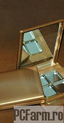Caseta fard compact 4 compartimente, complet - Mayam