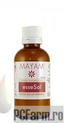 Essesol filtru solar mineral - Mayam