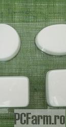 Forma de turnare sapun BASIC 4 cavitati - Mayam