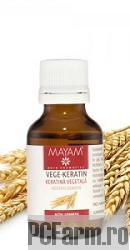 Keratina vegetala - Mayam