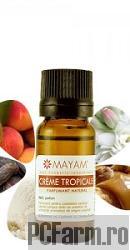 "Parfumant natural ""Creme Tropicale"" - Mayam"